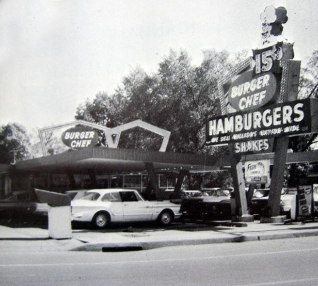 Burger Chef / Multiple Chicagoland area locations