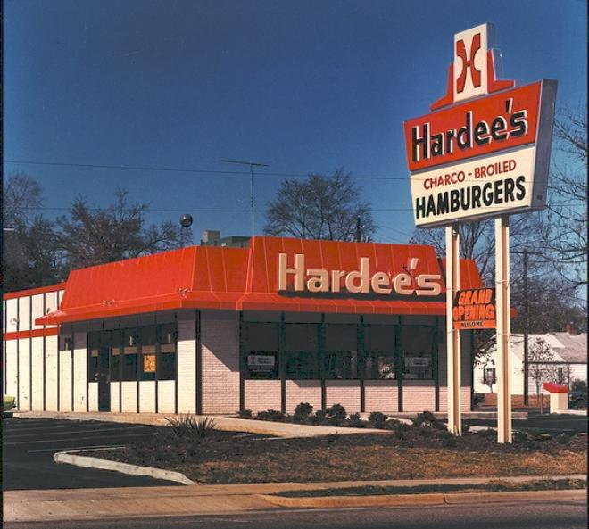 Hardee's / No longer in the Chicagoland area (founded 1960)